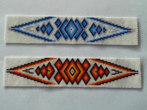 3x4 Beadwork 1